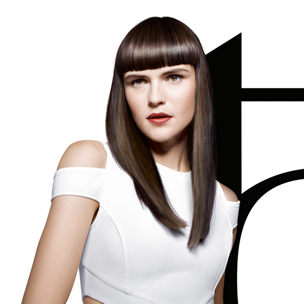 Окрашивание волос Goldwell Topchic для брюнеток