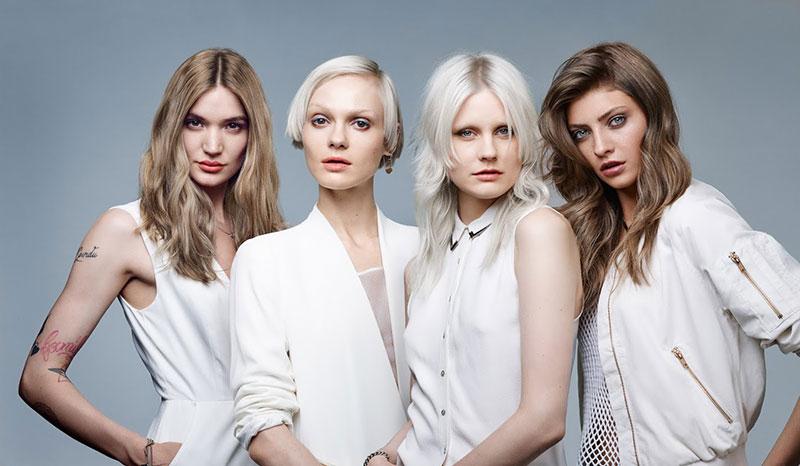 Модные оттенки окрашивания в Блонд